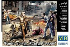 """MasterBox MB35175 1/35 """"Zombie Hunter - Road to Freedom"""" Zombieland series"""