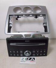 Stereo Autoradio Radio Cornice Cd Mp3 Ford Focus II 2005 4M5T-18C815-BE
