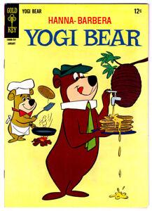 YOGI BEAR #27 in VF/NM condition a 1965 Silver Age Hanna-Barbera comic