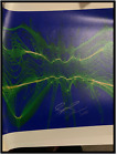Stay With Me Soundwaves Art ✎SIGNED✎ by SAM SMITH New Limited Canvas Print 1/100