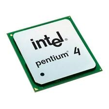 CPU Intel: Socket 478, Pentium 4  3.00GHz Model 3.00GHZ/1M/800  Prescott V1