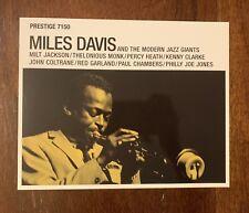 Miles Davis John Coltrane 8x10 Poster Print