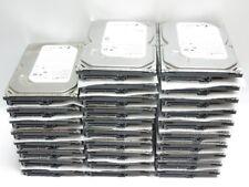 "Lot of 28 Seagate 500GB 3.5"" SATA Internal Hard Drives"