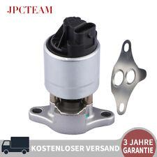 AGR Verschlussplatte für Opel Astra G Zafira A Vectra 1.8 16V Z18XE X18XE1 356