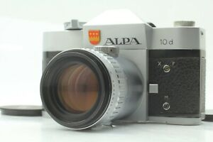 【 EXC+5 Body + N MINT Lens 】 Alpa 10D + Alfitar P. Angenieux 90mm F2.5 Japan 325