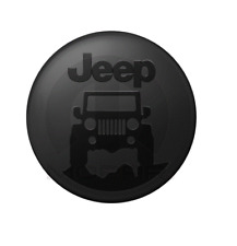 """🔥 Mopar Hard Shell Tire Cover """"Jeep On The Rocks"""" For Jeep Wrangler 🔥"""