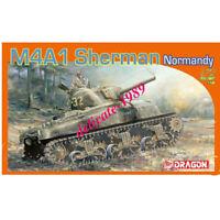 Dragon 7568 1/72 SCALE  M4A1 Sherman Normandy tank model 2019 new