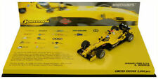 Jordan Diecast Limited Edition Formula 1 Cars