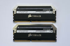 8GB (2x4GB) Corsair Dominator Platinum DDR3 Memory 2133MHz CL9 CMD8GX3M2B2133C9