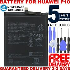 Replacement Fits For HUAWEI P10 Battery HB386589ECW + Free Tools Kit (3200mAh)