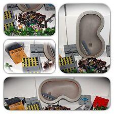 TONY HAWK SKATEBOARD POOL/RING/RAMPS/SKATEBOARD ETC HUGE LOT!