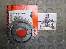 KTM SXF250 2013-2014 new genuine 4th idler gear 77733214000 KT4087