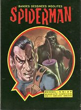 SPIDERMAN 15  EDITIONS OCCIDENT1969 TBE