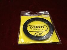 New Cokin 49mm Adaptor ring A System