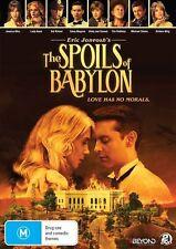 The Spoils Of Babylon (DVD, 2014, 2-Disc Set)