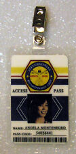 Bones Jeffersonian TV ID Badge-Angela Montenegro