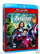 Avengers -  BLU-RAY 3D ACTIVE + BLU-RAY -VF - NEUF