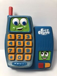Playskool Cool Crew Toy Phone On Stand 2003