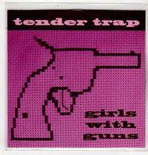 (EV588) Tender Trap, Girls With Guns - DJ CD