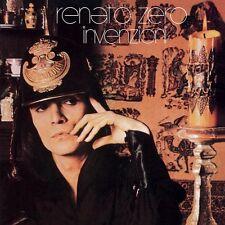RENATO ZERO - INVENZIONI - CD SIGILLATO 1996 JEWELCASE