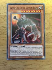 Ancient Gear Golem - Ultimate Pound Yugioh Trading Card COTD-EN099