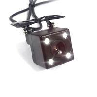 Auto Pkw Rückfahrkamera 4 LED-Licht Nachtsicht Schraubenmontage Einparkhilfe