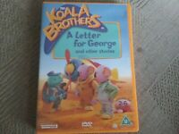 ? The Koala Brothers - Vol. 1 (DVD, 2004) freepost in acceptable condition