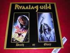 Running Wild - Death or Glory, EMI 1C066-7933241 Vinyl LP 1989