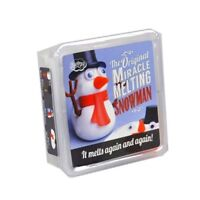 Miracle Melting Snowman - Christmas Xmas  Gift  Fun Novelty Toy Sticking Filler