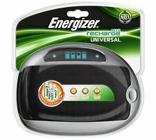Energizer Universal Battery Charger for AA AAA 9V C D
