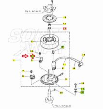 Condensatore Motore fuoribordo Yamaha 2CV codice-624813252000
