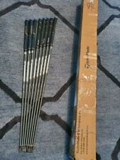 Aerotech steelfiber shafts. i110  .355 4-GW X-Stiff