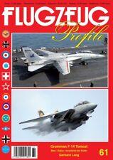 FLUGZEUG Profile 61 F-14 Tomcat - Eine Katze beschützt die Flotte
