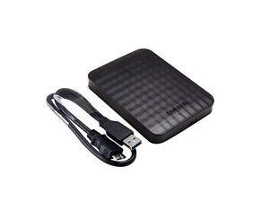 "Samsung M3 Slimline 320GB 2.5"" USB 3.0 External Portable Hard Drive HDD"