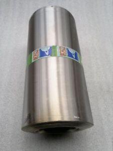 3m Blei 3,5m Walzblei Bleirollen Saturnblei Breite 20cm, 25cm, 33cm KLEINE ROLLE