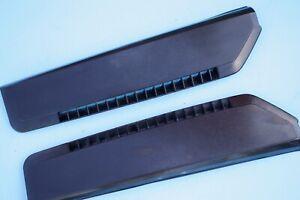 Dodge Ram 50 Outer Side Molding Trim Panel Vent 1989- 1992 417582  417581