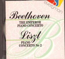 Beethoven(CD Album)The Emperor Piano Concerto-