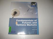 Fundamentals of Futures and Options Markets von John C. Hall , 7. Aufl. 2010