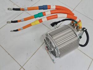 electric PMSM BLDC motor 13kw 96v from used electric car ev car