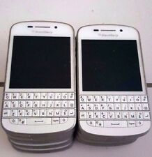 10 Lot Blackberry Q10 Gsm Locked Claro For Parts Used Wholesales As Is White