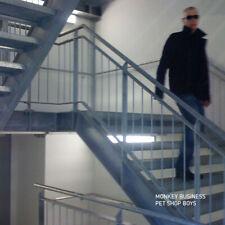 Maxi CD Pet Shop Boys Monkey Business 3 Mixes + Non Album Track At Rock Buttom