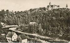 alte AK Rochsburg Mulde 1956, Schloß