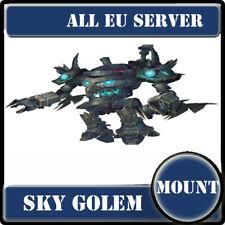 World of warcraft Mount ---sky golem---ALL EU server