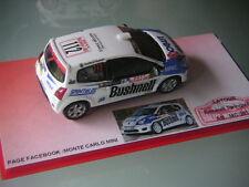 Decal 1 43 RENAULT TWINGO RS N°112 Rally WRC monte carlo 2011 montecarlo
