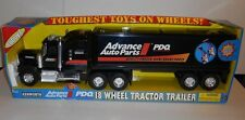 Buddy L Electronic Advance Auto Part PDQ 18 Wheel Tractor Trailer NOS In Box