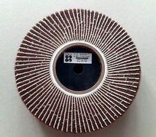 Schleifvlies, Schleifbockscheibe, Schleif-Vlies-Rad 200x50, Bo.17 mm. Korn 150
