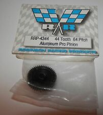 Robinson 44 Tooth 64 Pitch Aluminum Pro Pinion #RRP-4344 NIP