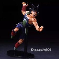 """Dragonball Z super Bardock  Anime Action Figure Collectible PVC 9"""""""