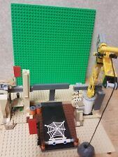 Lego Marvel Superheroes Construction Site Set 76037 No Box No Minifigures