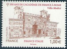 TIMBRE 5115 NEUF XX  - 350 ans de l'Académie de France �� Rome - France-Italie